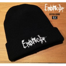 EndNote Metal Beanie embroidered